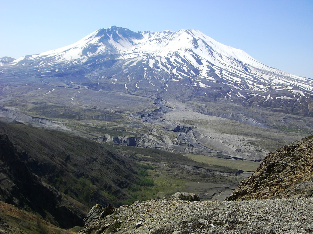 Mount St. Helens National Volcanic Monument, Washington