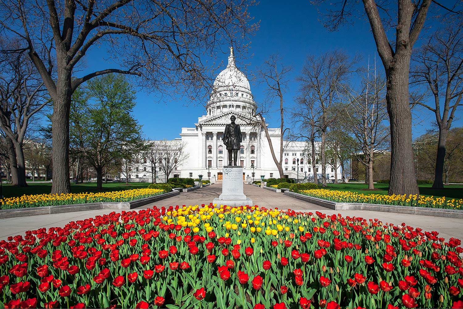Wisconsin's State Capital, Wisconsin