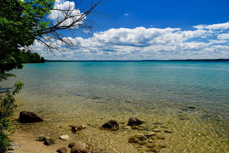 Torch Lake, Antrim County, Michigan