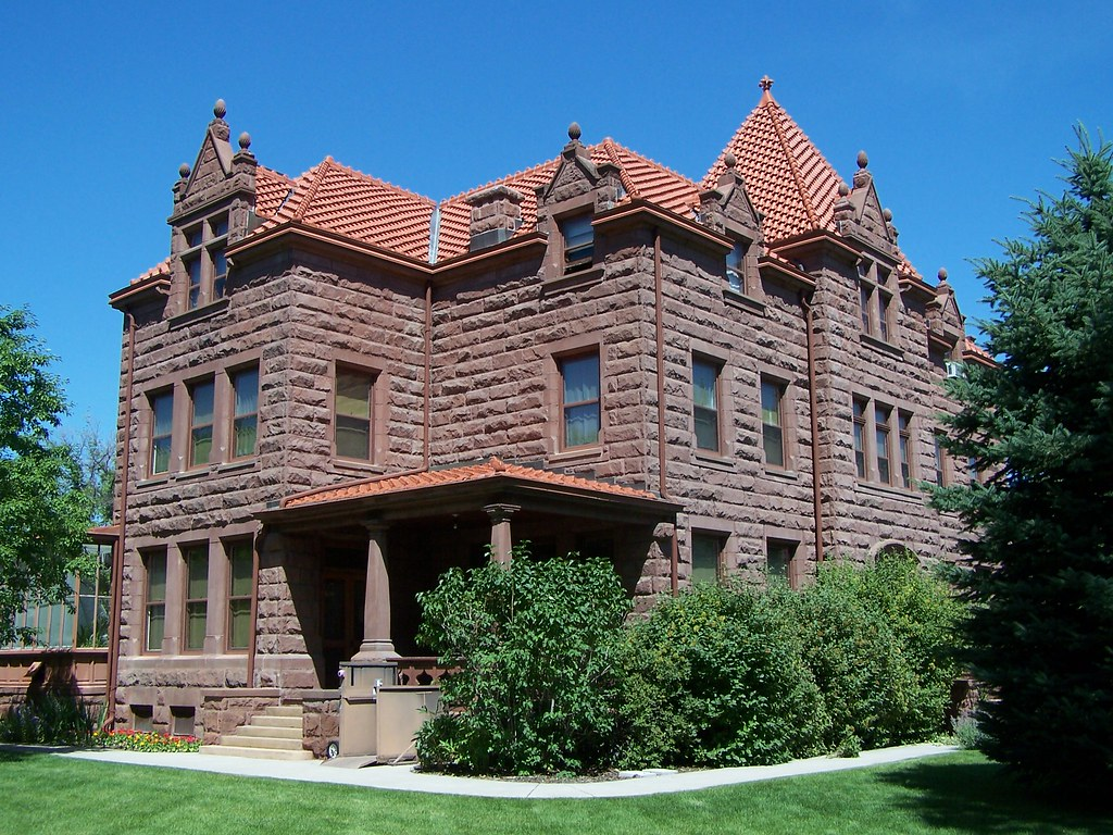 The Moss Mansion, Montana