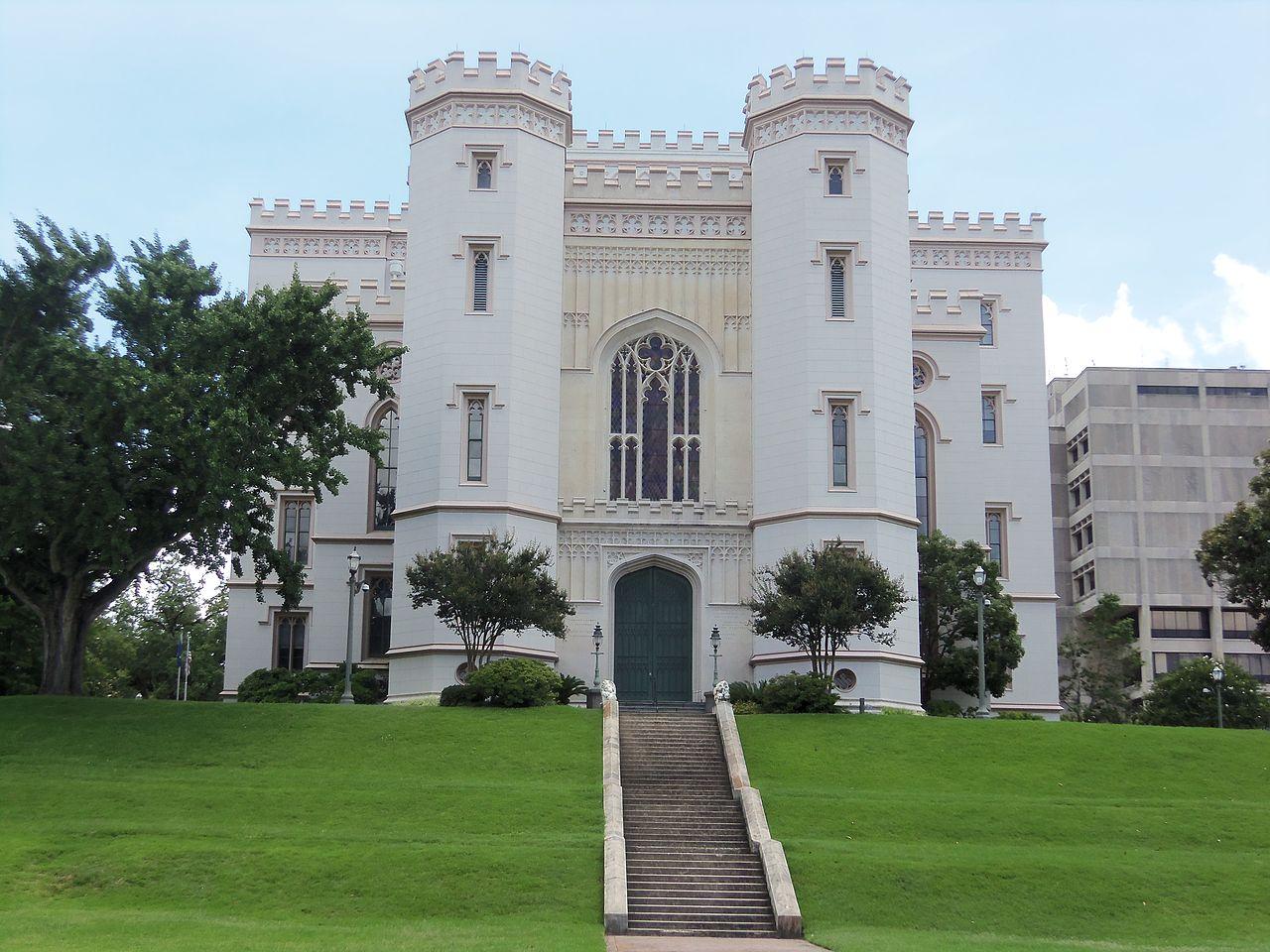 Louisiana's Old State Capitol, Baton Rouge, LA