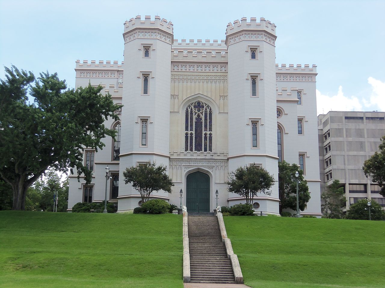 Louisiana's Old State Capitol, Baton Rouge, LA