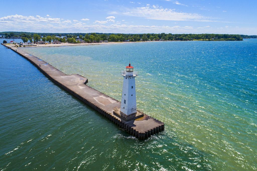 Sodus Bay Lighthouse, New York State