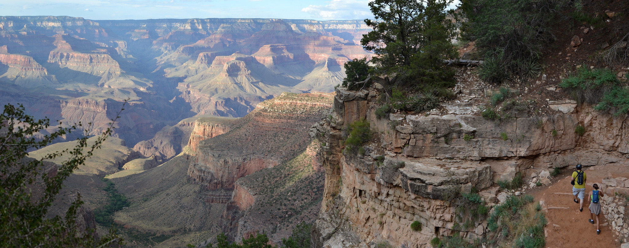 The Grand Canyon is one of the national parks in Arizona still open during the coronavirus.