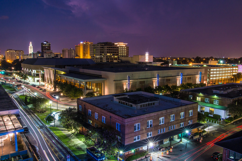 Downtown Baton Rouge, Baton Rouge, LA
