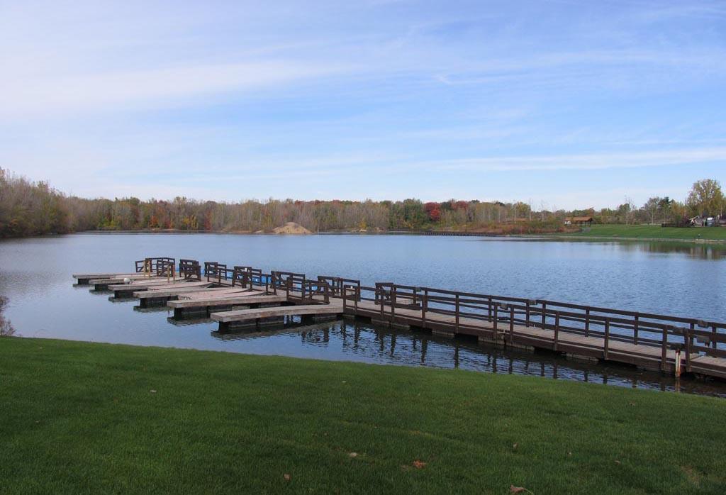 Hawk Island Park, Lansing, MI
