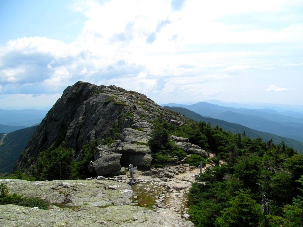 Mount Mansfield and Smugglers' Notch, Vermont