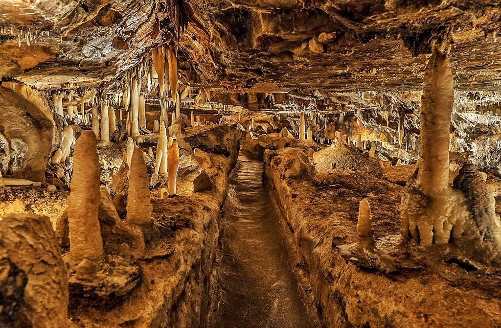 Ohio Caverns, Ohio