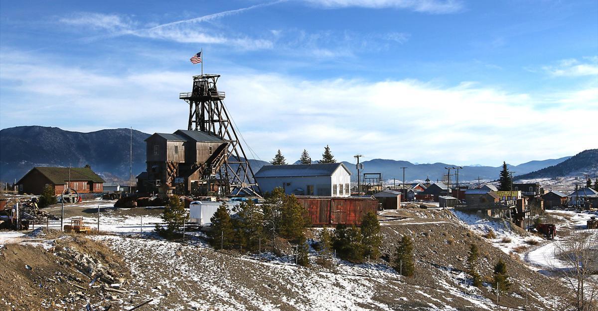 The World Museum of Mining, Montana