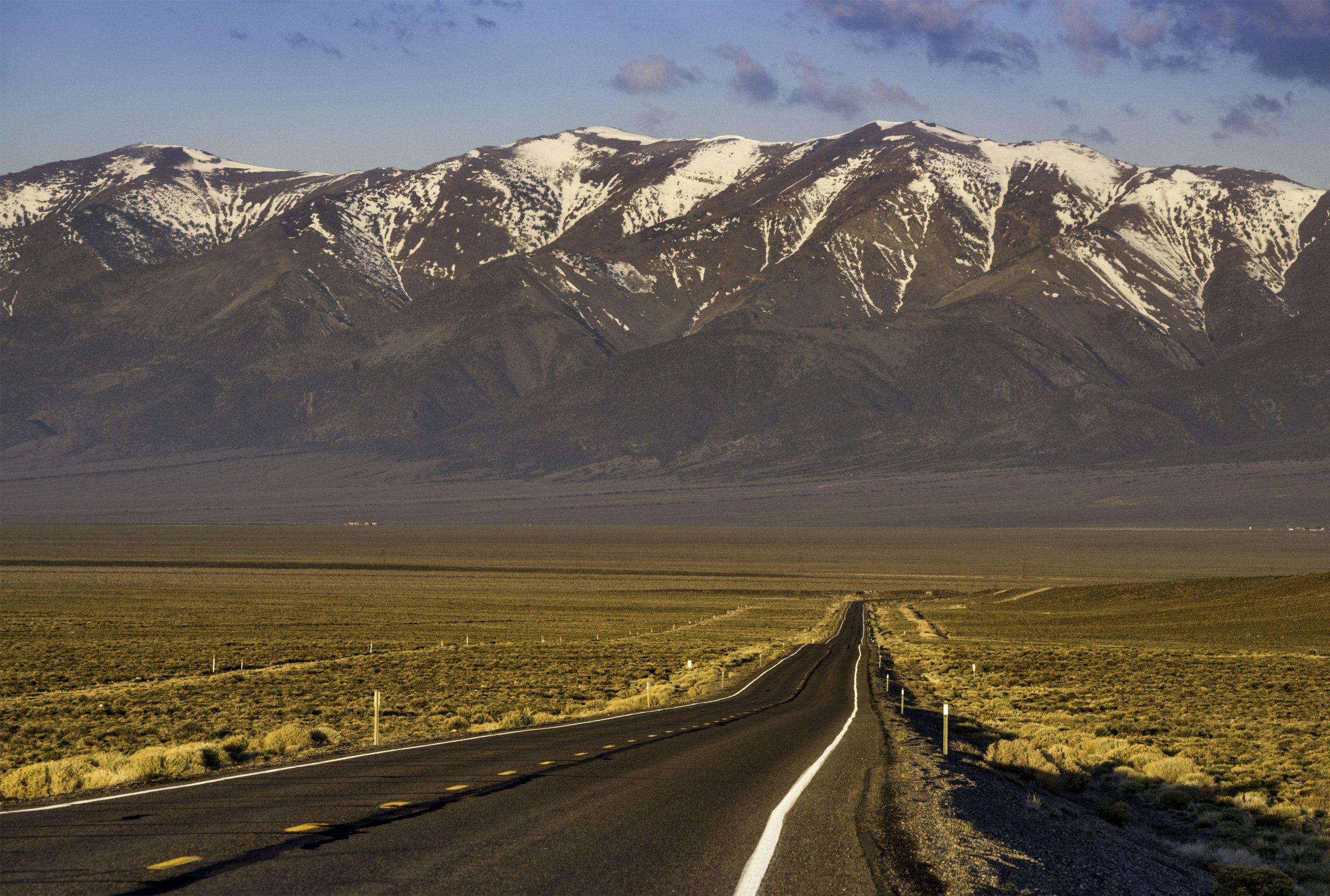 Nevada scenic byway