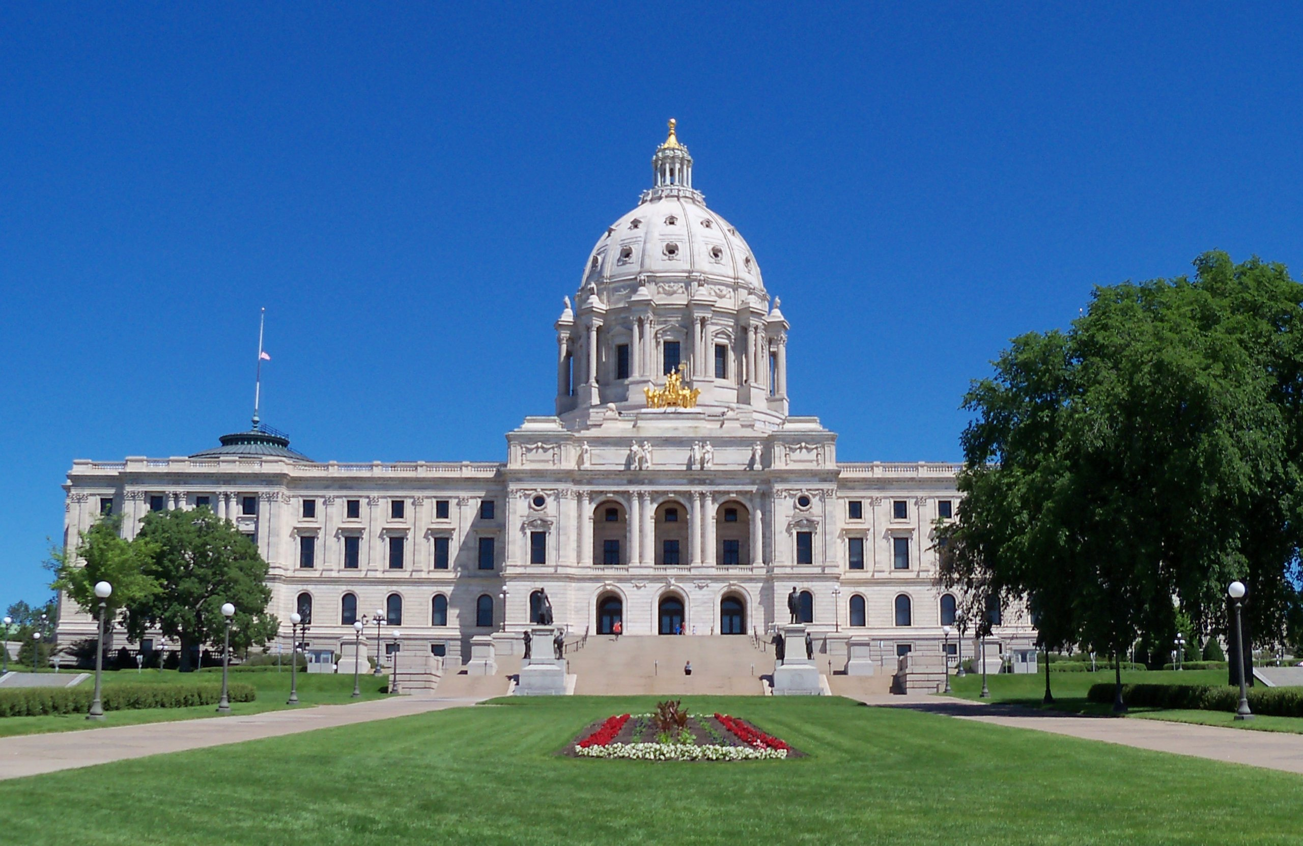 State Capitol, St. Paul, MN