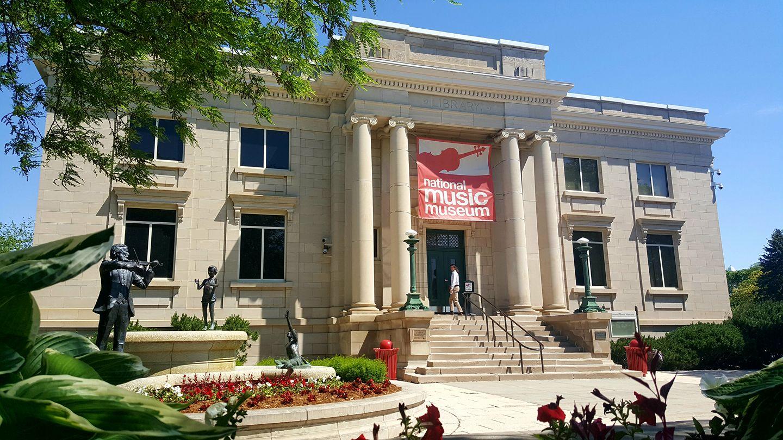 National Music Museum, South Dakota