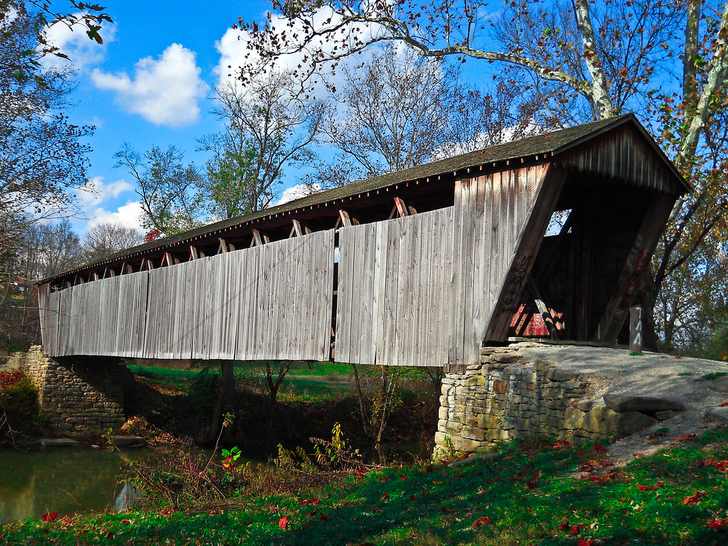 Switzer Covered Bridge, Frankfort, KY