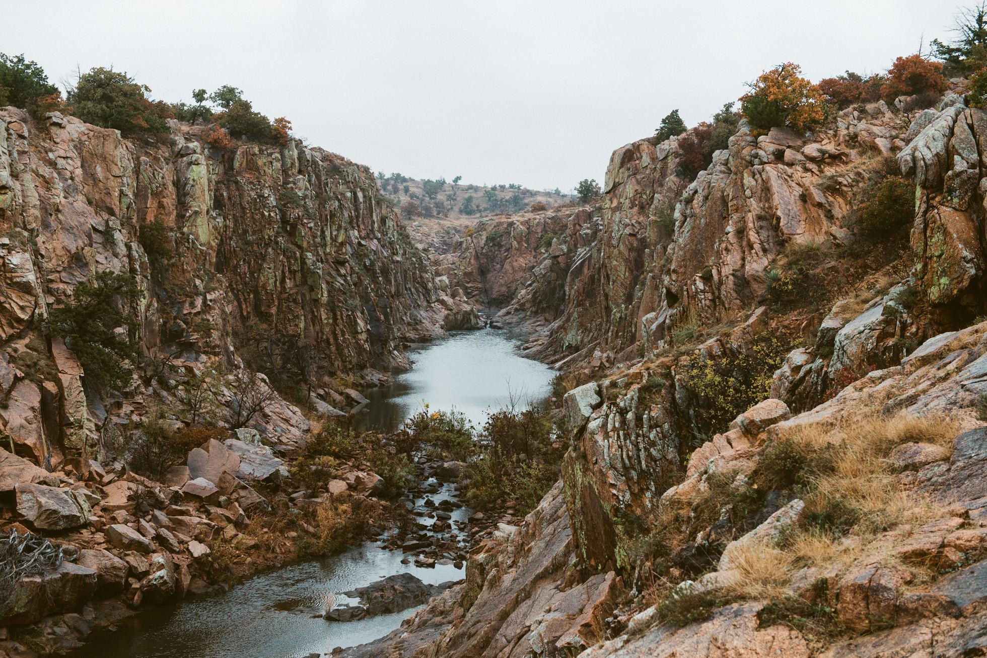 Wichita Mountains Wildlife Refuge, Oklahoma