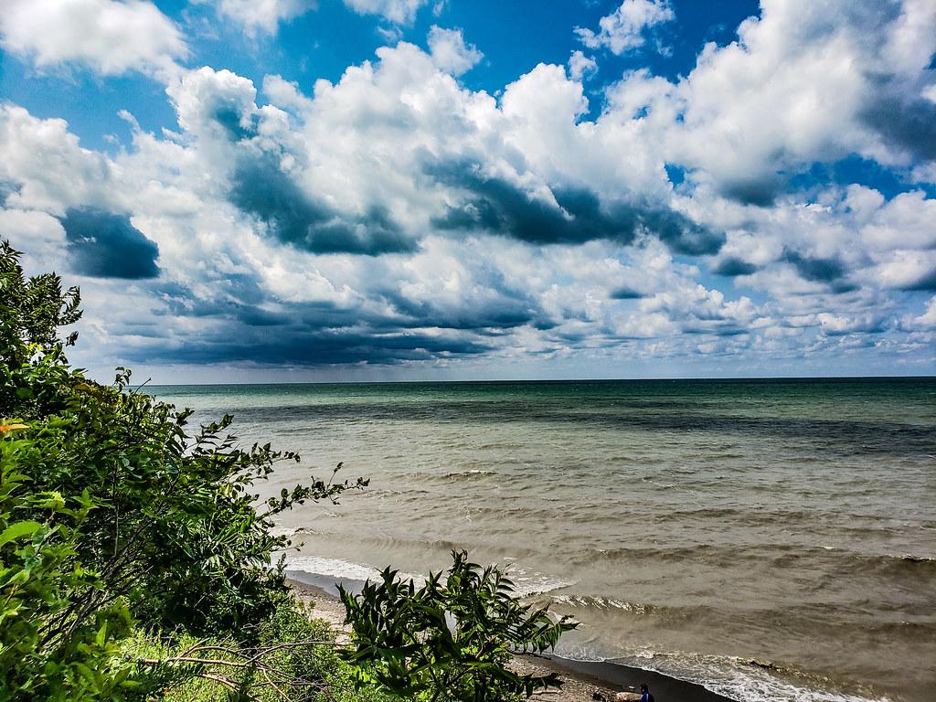 Lake Erie Bluffs, Ohio