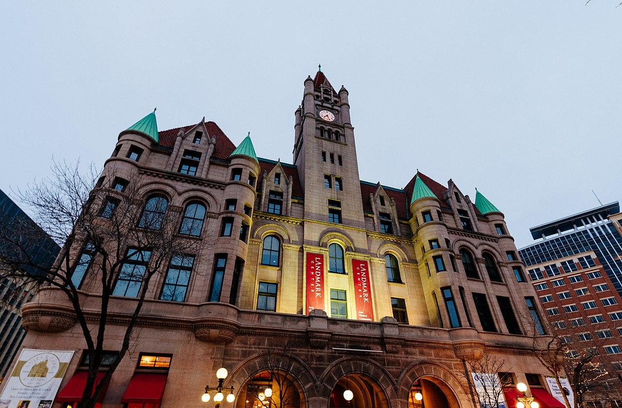 Landmark Center, St. Paul, MN