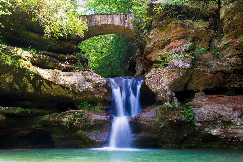 Ohio Hocking Falls
