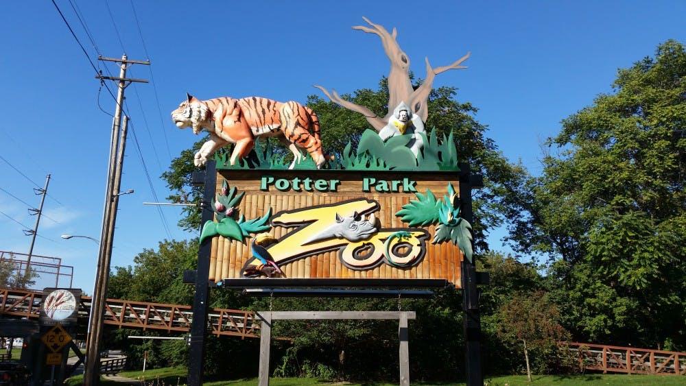 Potter Park Zoo, Lansing, MI