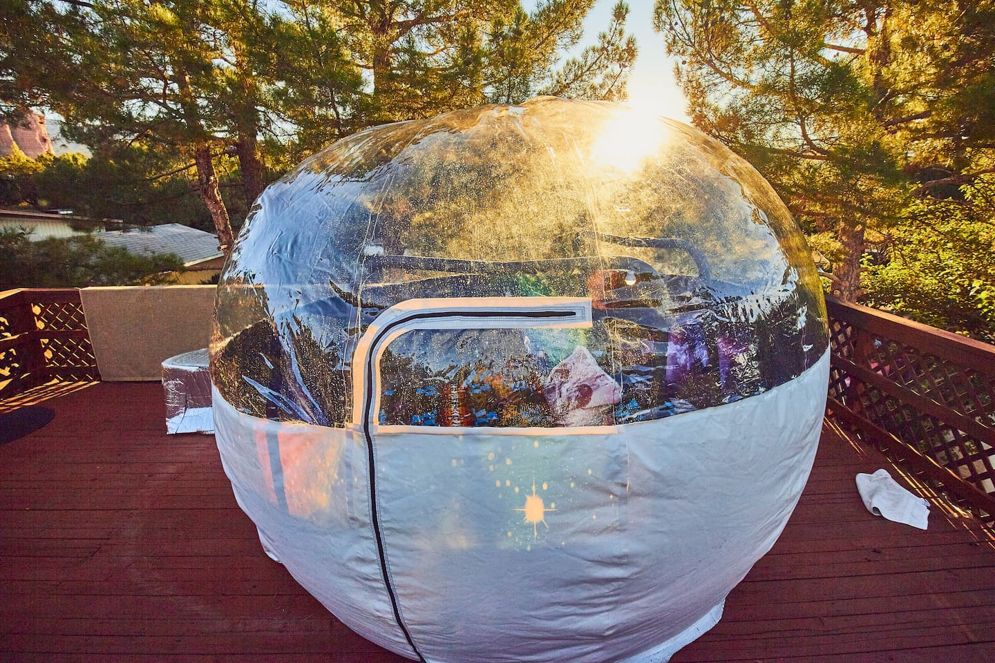 Airbnb Bubble Arizona AZ