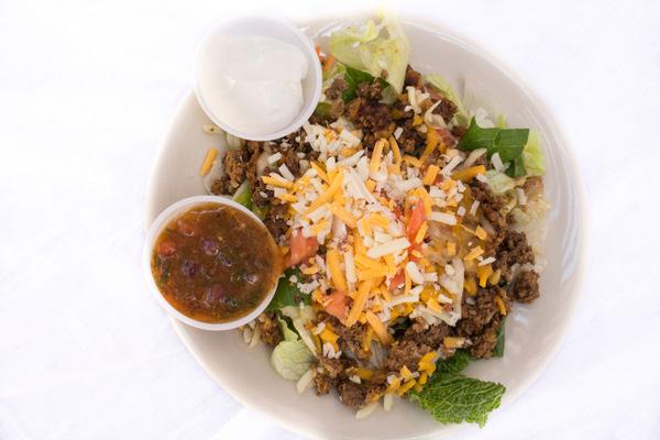 Beef Taco Salad Dillons