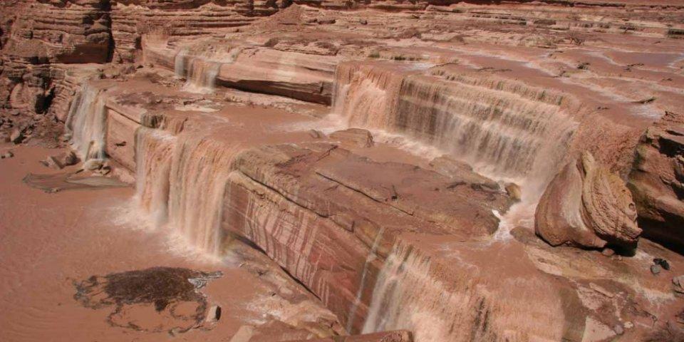 Chocolate Waterfall Arizona