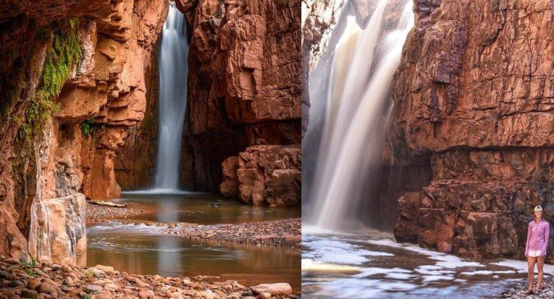 Trail Falls AZ