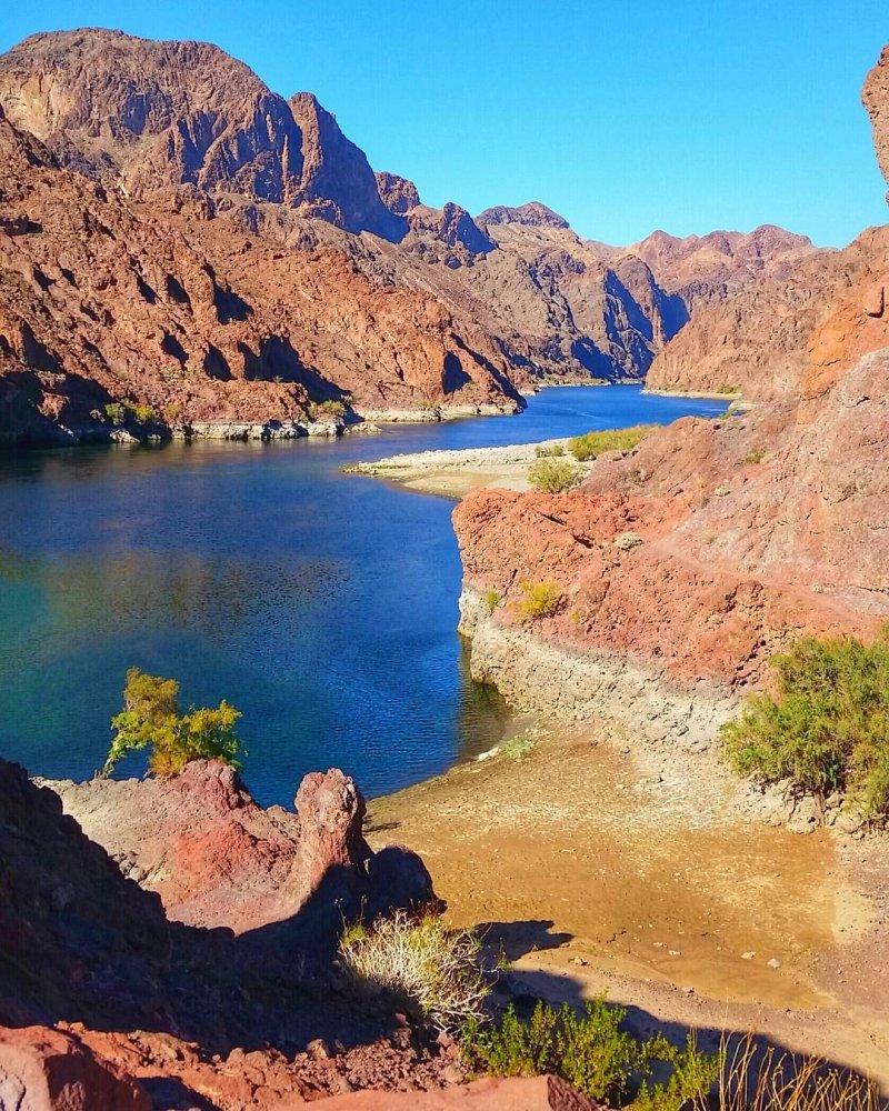 Colorado River View Arizona