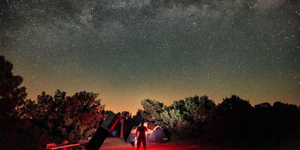 Cooper Breaks State Park Texas Stargazing