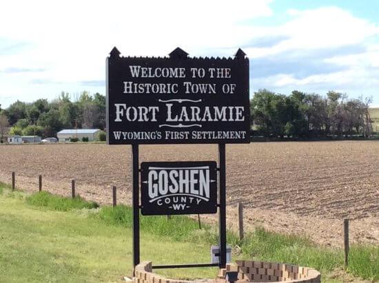 Fort Laramie National Historic Site Wyoming