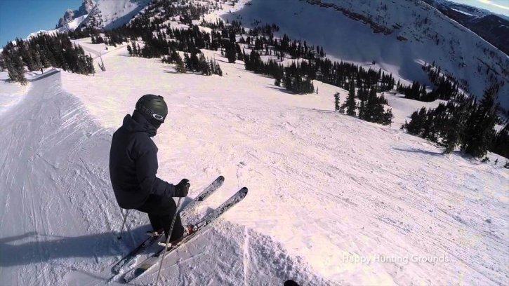 Grand Targhee Ski Resort Wyoming