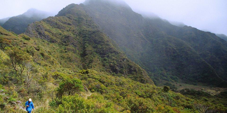 kaupo hike trail maui