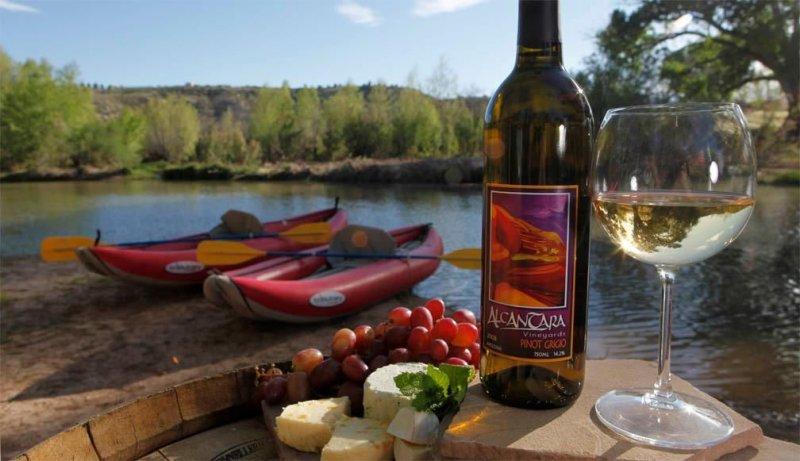 Kayak Wine Tour Arizona