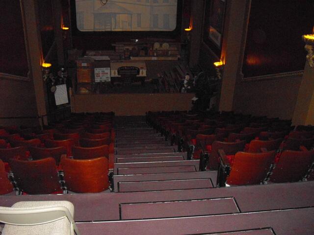 Liberty Theater Ghost Town in Arizona