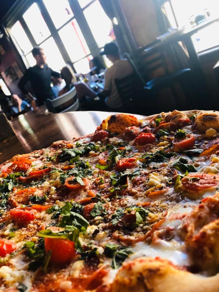 Pizza Toppings Arizona Restaurant