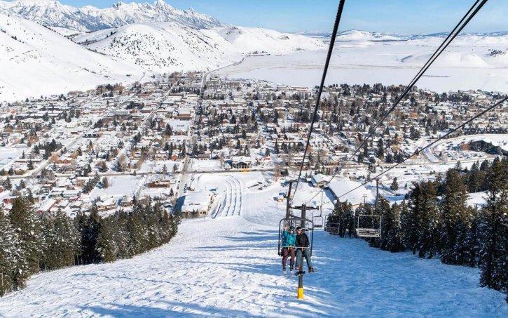 Snow King Mountain Wyoming