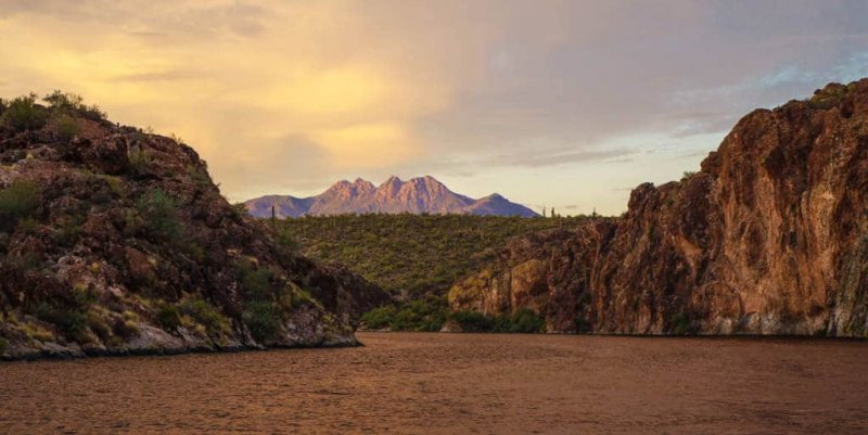 Sunset Wine Cruise AZ Desert Belle Cruises