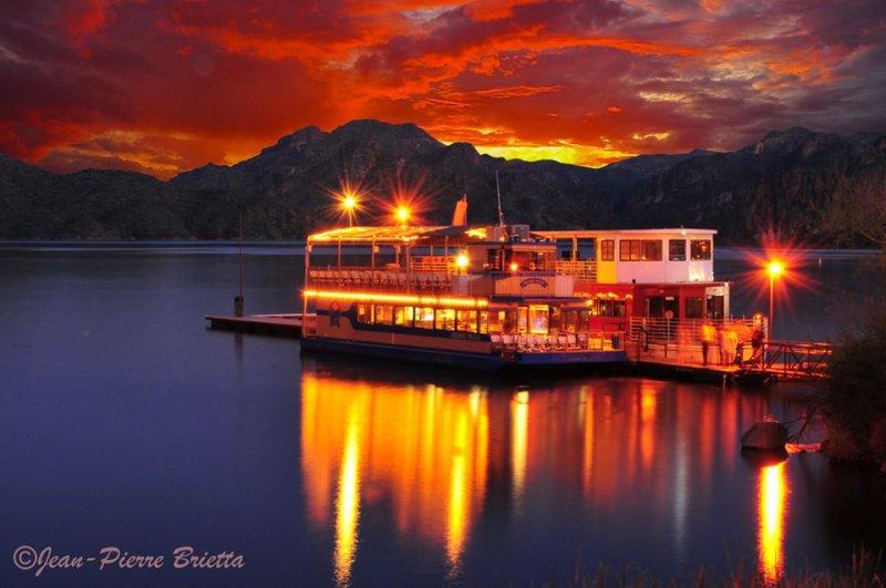 Sunset Wine Cruise Arizona