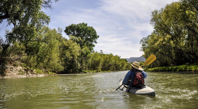 Verde River AZ