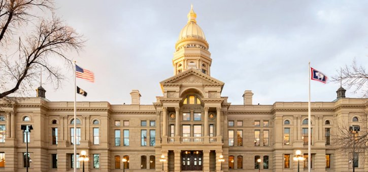 Wyoming State Capitol Complex