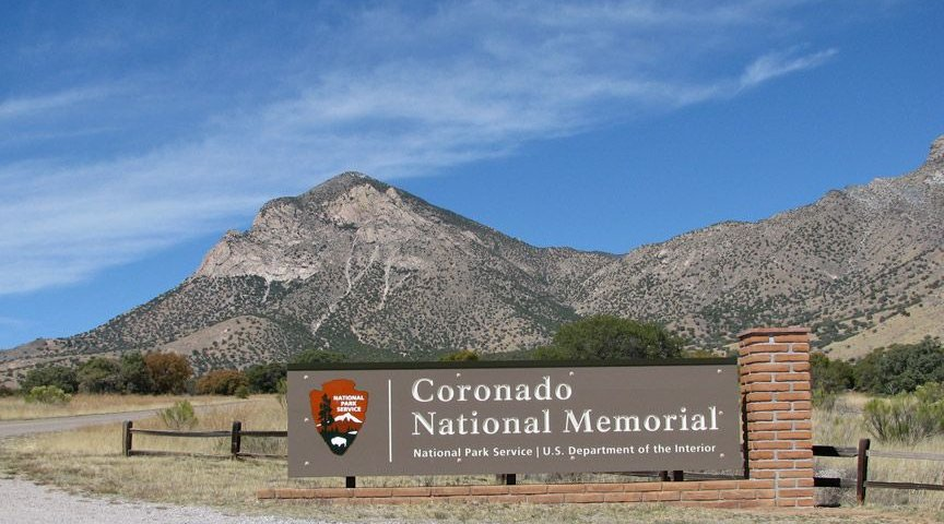 The Coronado National Memorial is one of the national parks in Arizona still open during the coronavirus.