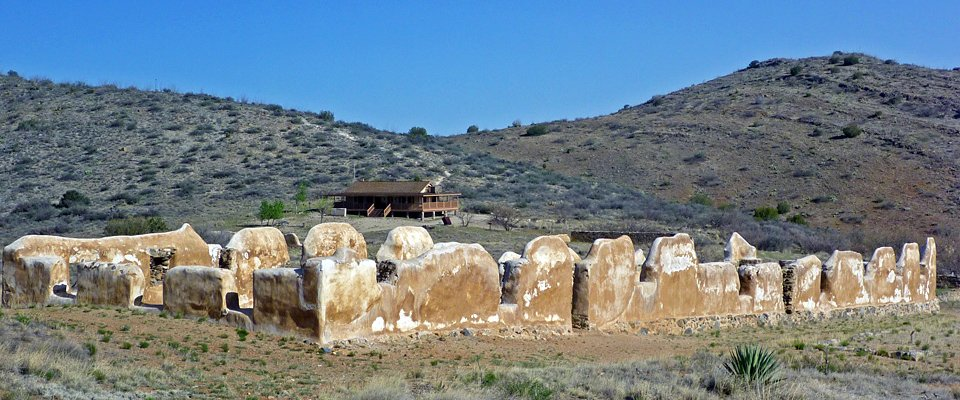 Fort Bowie National Historic Site is one of the national parks in Arizona still open during the coronavirus.