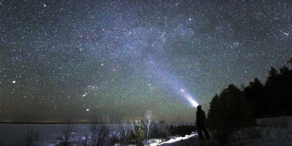 Lake Livingston State Park Texas Stargazing