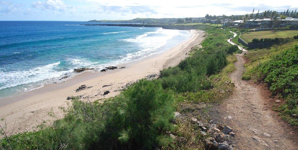 kapalua coastal trail hike maui