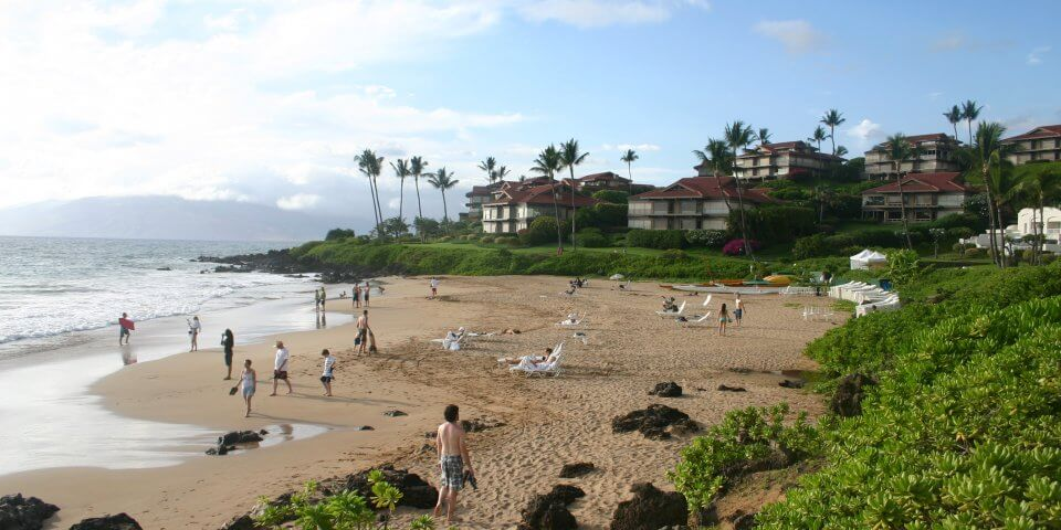 Polo Beach Wailea Hawaii