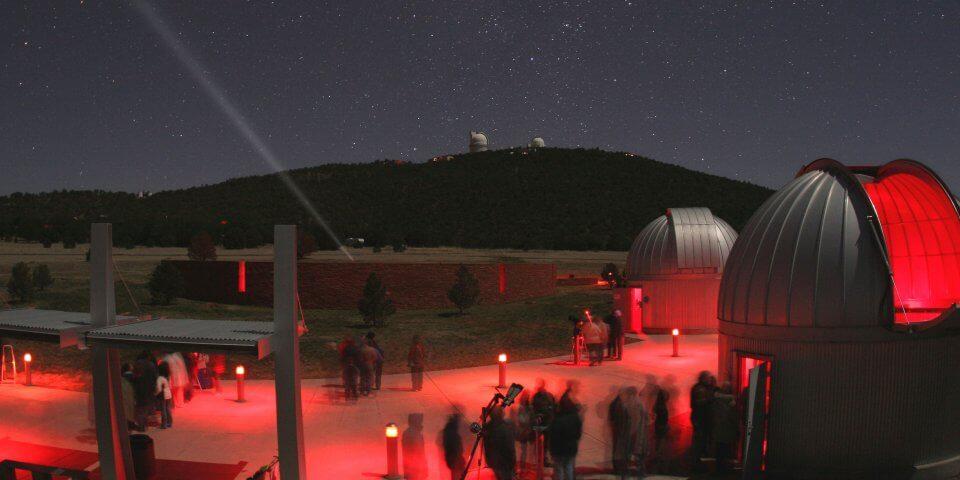stargazing at mcdonald observatory texas