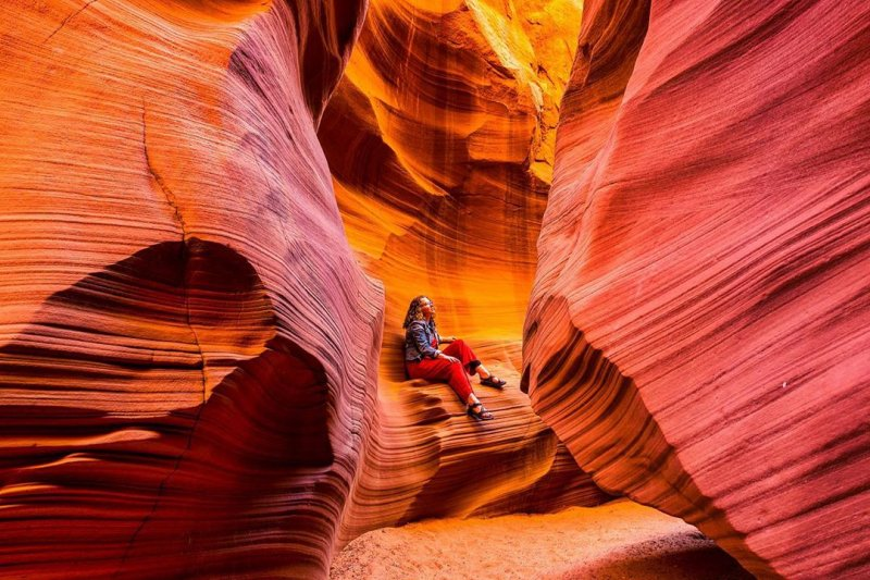 Antelope Canyon Adventure Arizona Nature