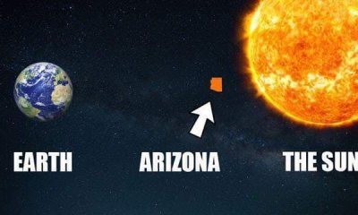 Arizona Sun Super Hot