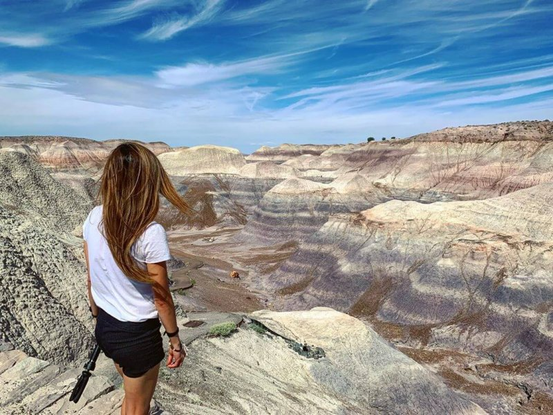 Blue Mesa Trail Arizona Hiking Trails for Beginners
