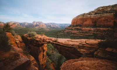 Devils Bridge Best Hikes in Sedona