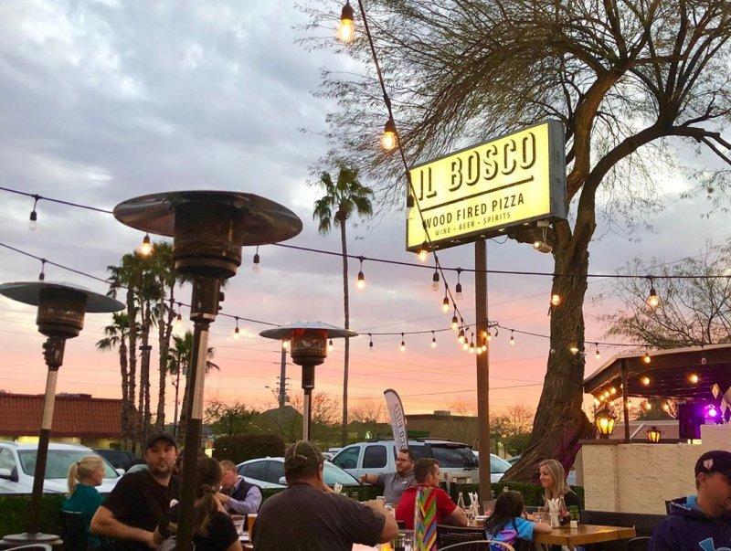 Il Bosco Patio Dining Arizona